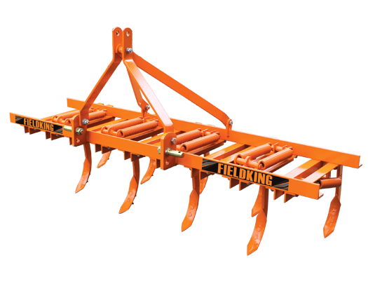 Spring Shank Cultivator-Medium Series